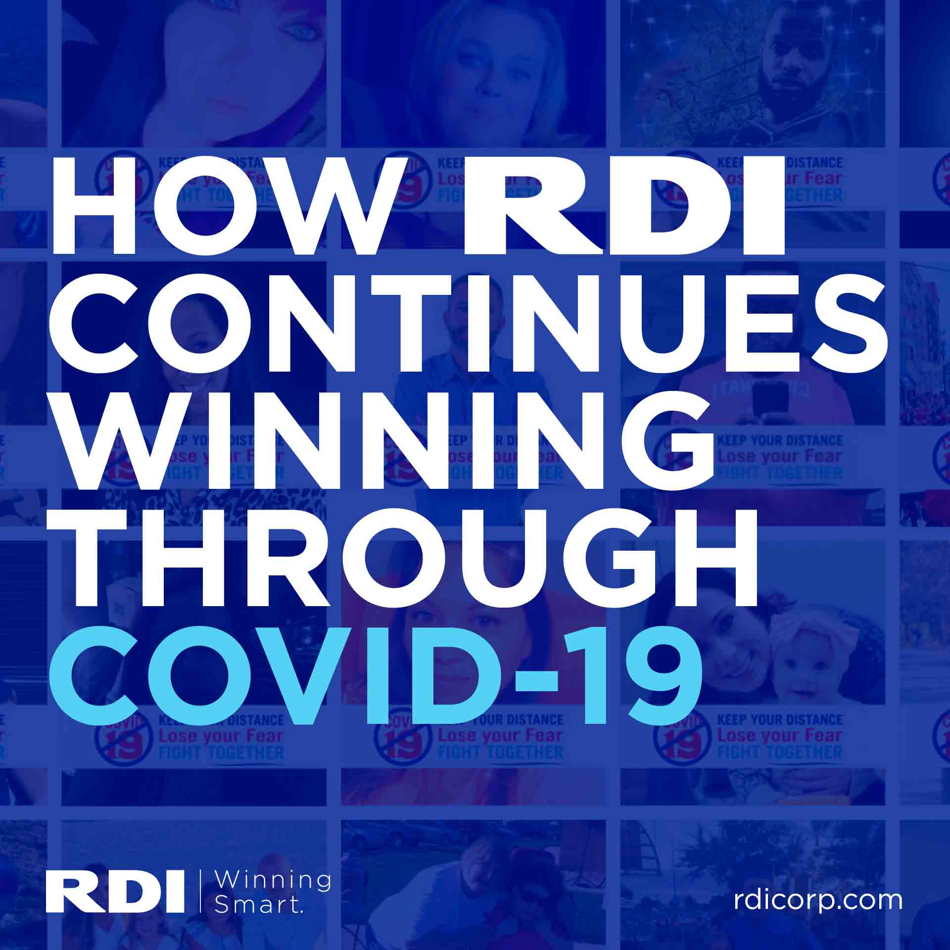 RDI Corporation - COVID-19 Fight Together