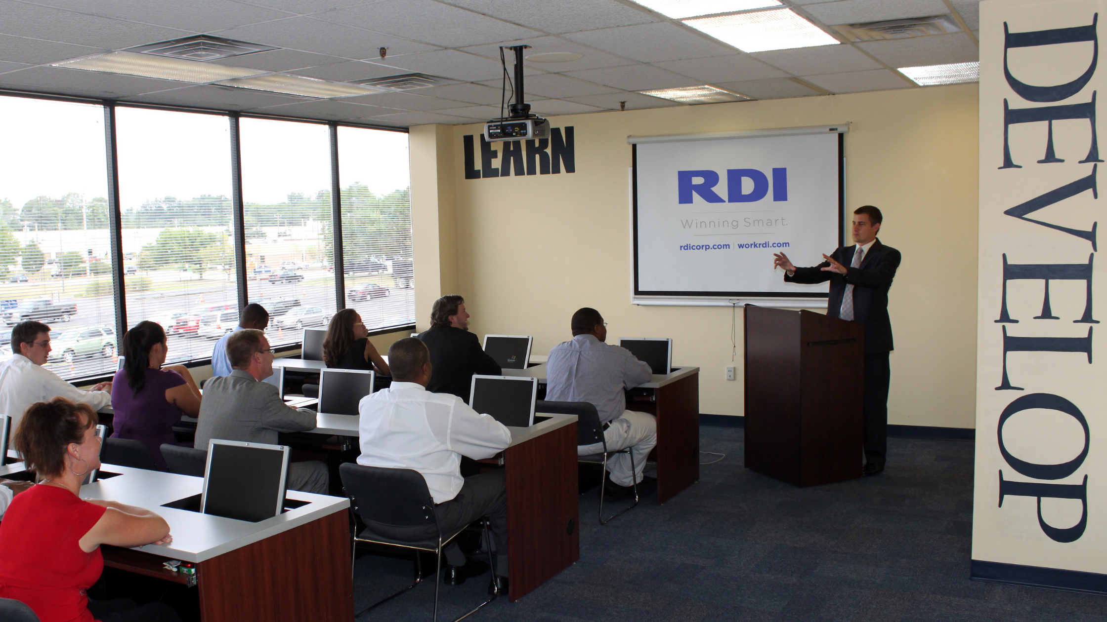 RDI Corporation - leadership and culture