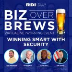 Biz Over Brews - Winning Smart with Security