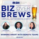 Biz Over Brews Networking Event - Winning Smart with Remote Teams