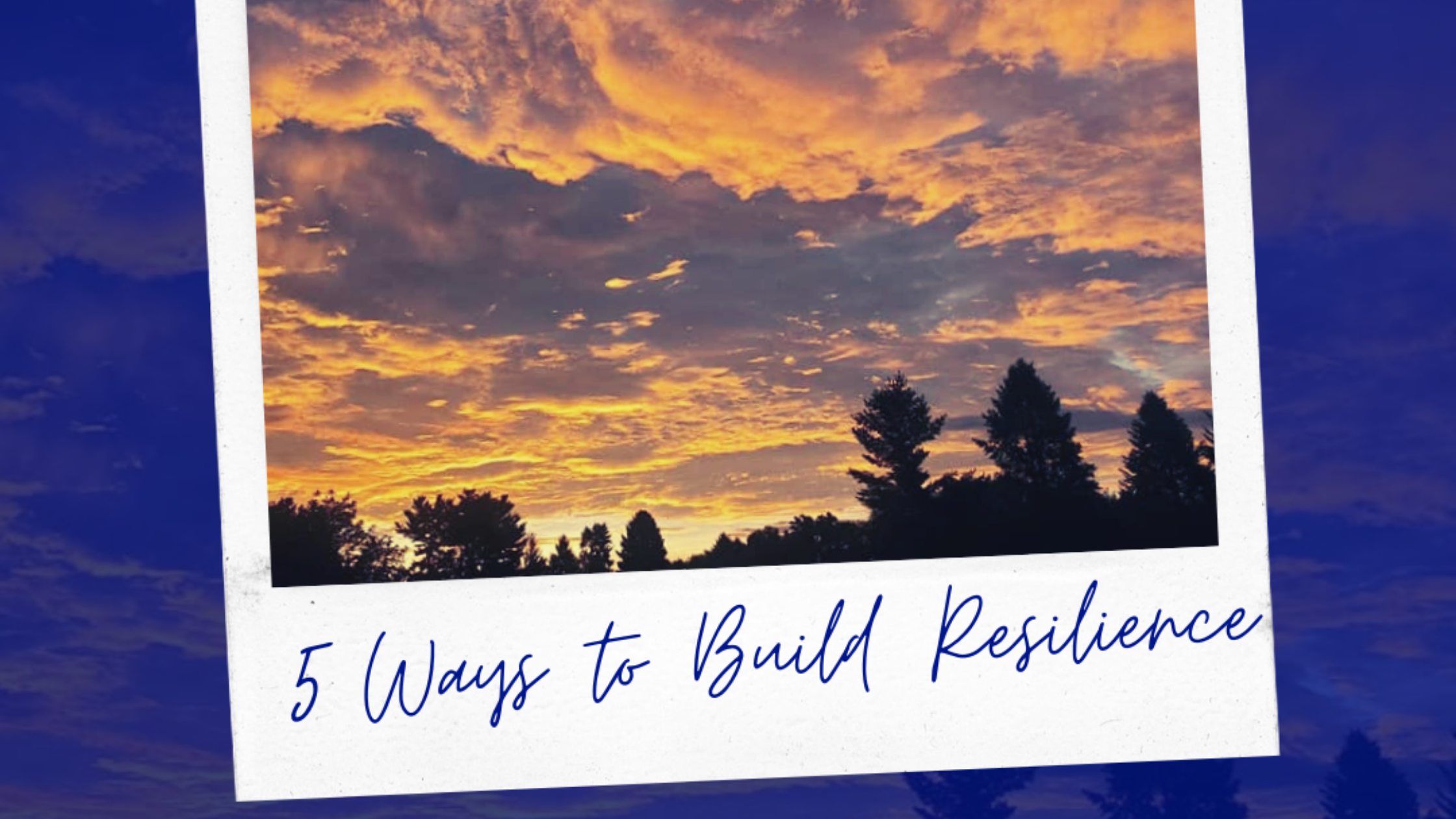 RDI - 5 Ways to Build Resilience