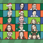 Happy Holidays from RDI! Holiday E-card 2020