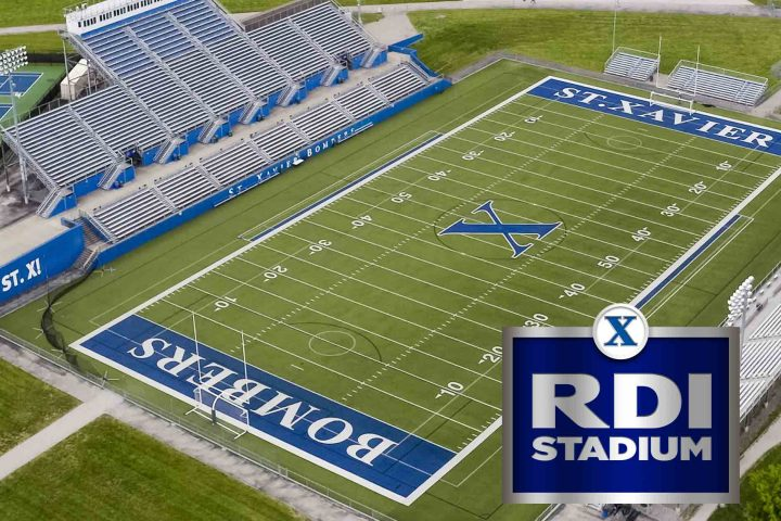 RDI Stadium St Xavier High School