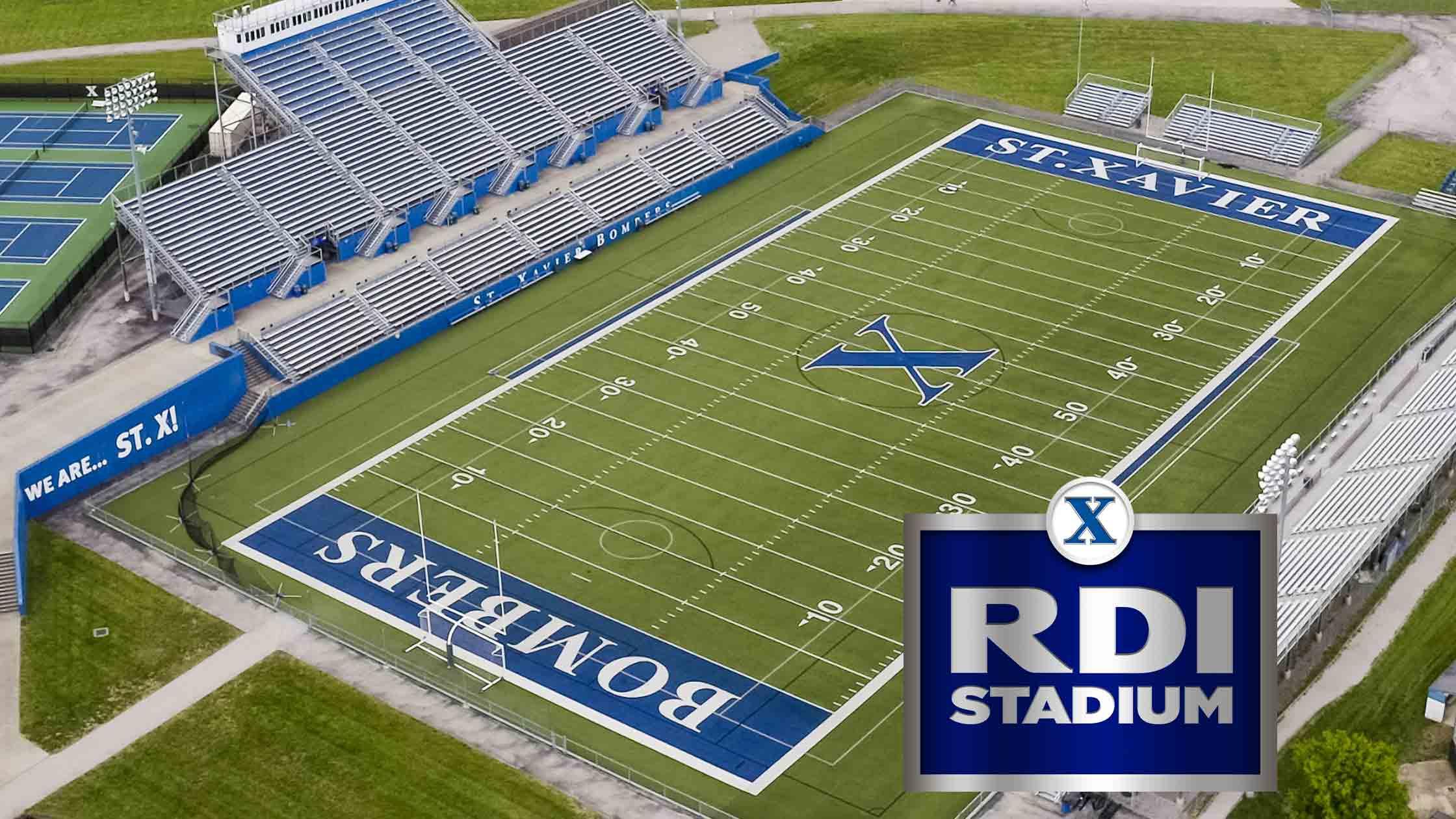 RDI Stadium St Xavier High School
