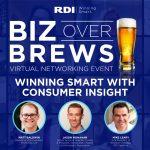 RDI Corporation - Biz Over Brews - Winning Smart with Consumer Insights