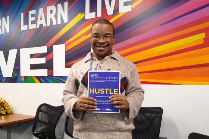 RDI Corporation blog - 4 ways to hustle at work to deliver a win for the team