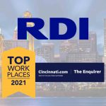 RDI Corporation Top Workplaces 2021