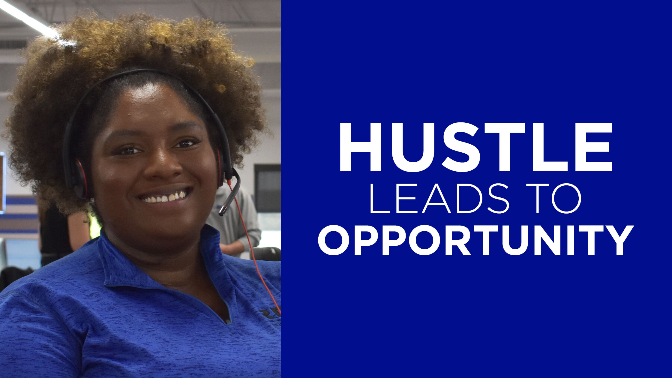 RDI Corporation - Hustle leads to opportunity